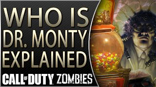Who is Dr. Monty Explained | Who Made the GobbleGum Machine Explained