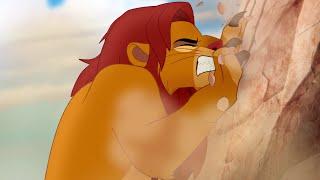 getlinkyoutube.com-Lion Guard: The Sinkhole! | Bunga and the King HD Clip