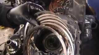 getlinkyoutube.com-Nissan Murano cvt transmission repair part 3