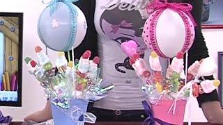 getlinkyoutube.com-Como Hacer una Copa de Dulces para Fiesta con Globos - Hogar Tv  por Juan Gonzalo Angel