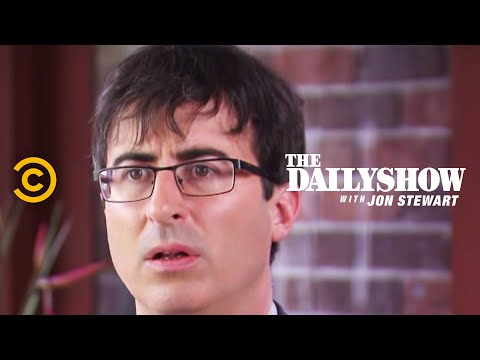 The Daily Show: John Oliver Investigates Gun Control in Australia - Part 2