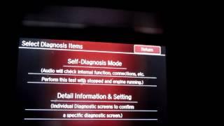 getlinkyoutube.com-2013 2014 2015 Accord Compass Display Procedure -DiyCarModz