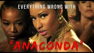 "getlinkyoutube.com-Everything Wrong With Nicki Minaj - ""Anaconda"""
