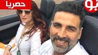 getlinkyoutube.com-أكشاي كومار وزوجته الحقيقية توينكل خانا