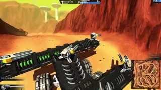 getlinkyoutube.com-Robocraft - First time in the Pit - 9 kills streak & 5M RP.