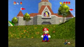 getlinkyoutube.com-Super Mario 64: Realistic Textures