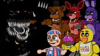 [SFM FNAF] EthGoesBOOM Halloween Special!!!    FNAF 4 Night 8