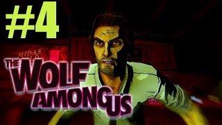 The Wolf Among Us - Part 4   END - HUGE SURPRISES   Gameplay Walkthrough