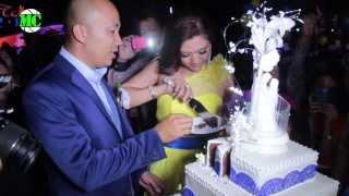 getlinkyoutube.com-Thet Mon Myint & Tsit Naing's Wedding Dinner Party
