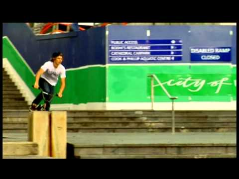 United Bmx Crashes 2010