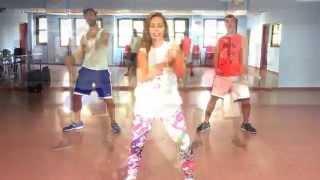 getlinkyoutube.com-menea tu chapa - zumba - coreografia latino muévete por alcorcon
