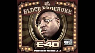 E-40 - Function (ft. Chris Brown, YG, Problem, IamSU)