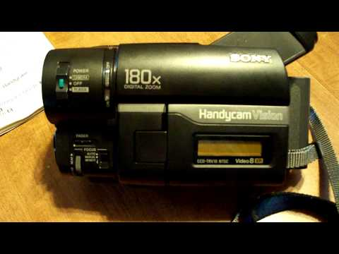sony ccd trv16 hi8 handycam camcorder support and manuals  Sony Handycam Owner Manual