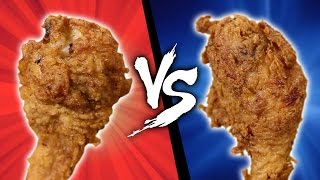 KFC VS HOMEMADE - 11 Secret Herbs & Spices LEAKED width=