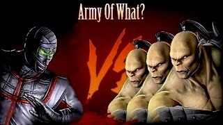 getlinkyoutube.com-Ermac VS 3x Goro! MK9 Challenge Tower 275. Mortal Kombat 9 2014!