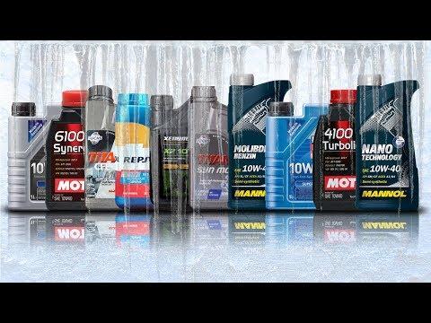 Olej 10W40 Test Zimna -30°C Motul, Liqui Moly, Fuchs, Xenum, Repsol, Mannol