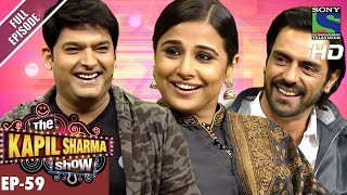 getlinkyoutube.com-The Kapil Sharma Show - Episode 59–दी कपिल शर्मा शो–Vidya And Arjun In Kapil's Show–12th Nov 2016