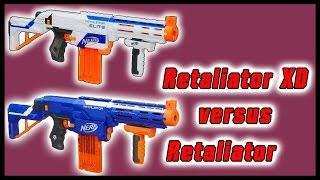 getlinkyoutube.com-Nerf Retaliator Elite XD [deutsch/german]