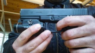 شرح فك و تركيب مسدس جلوك بالعربي Glock
