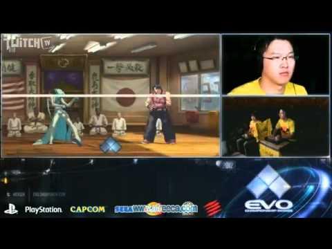 EVO 2012 - KOF XIII Losers Final - MadKOF vs. Verna