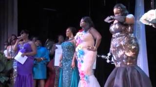 getlinkyoutube.com-MISS MIAMI PLUS SIZE PAGEANT (2013) -THE VICTORY