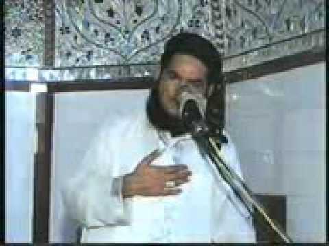 Maulana Nasir Madni Khofe Khuda