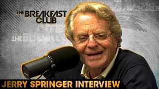 getlinkyoutube.com-Jerry Springer Interview at The Breakfast Club