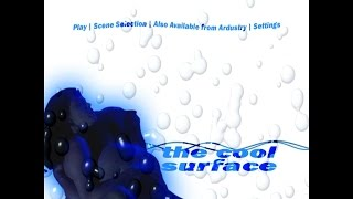 The Cool Surface (1993) - Menu USA │ DVD (R1)