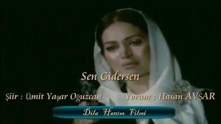 getlinkyoutube.com-Sen Gidersen  *** Ümit Yaşar Oğuzcan