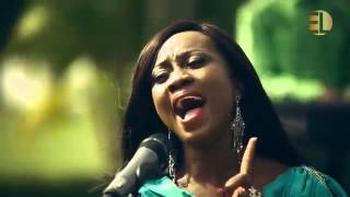 Nikki Laoye - Nigerian National Anthem (An EbonyLife TV Production)