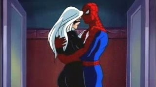 getlinkyoutube.com-Spiderman the Animated Series - THE BLACK CAT RETURNS