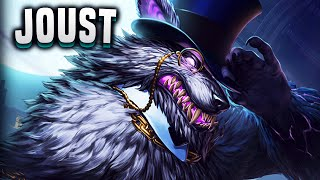 getlinkyoutube.com-The Best Team I've Ever Had! (Fenrir Build) - SMITE Fenrir Joust Gameplay