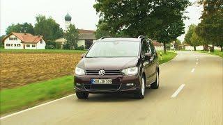 getlinkyoutube.com-VW Sharan im Test | Autotest 2015 | ADAC