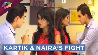 Kartik And Naira Get Into An Argument After Marriage | Yeh Rishta Kya Kehlata Hai | Star Plus