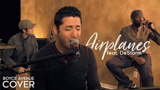 getlinkyoutube.com-Airplanes - BoB & Hayley Williams of Paramore (Boyce Avenue feat. DeStorm cover) on Apple & Spotify