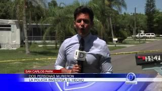 Muertos en San Carlos Park