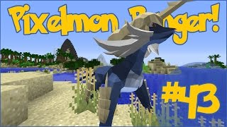 getlinkyoutube.com-Pixelmon Ranger! Search for the Deep Sea! - Episode #43