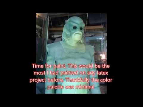 Creature from the Black Lagoon costume