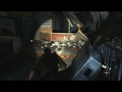 The Last Of Us walkthrough pt.5