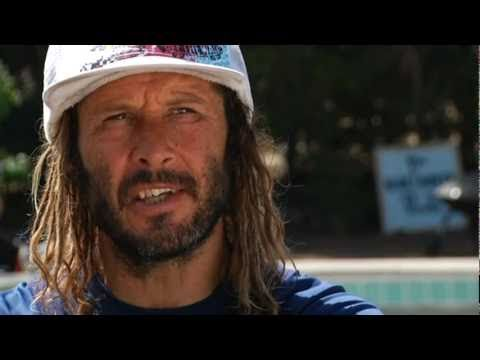 Tony Alva talks pool skating