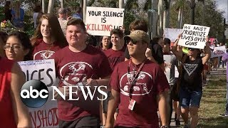 Florida high school students prepare to go back to school after deadly shooting