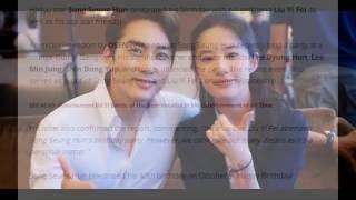 getlinkyoutube.com-161006 Song Seung Hun celebrates 40th birthday with girlfriend Liu Yi Fei and top star friends