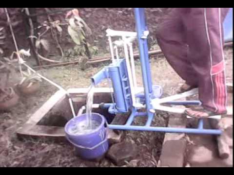 Pompa Air Tanpa Mesin Kolam