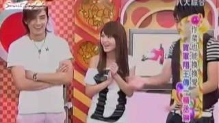 getlinkyoutube.com-[12 June 07] Rainie & Mike cooking show - WWL cast (eng subs) 1/5