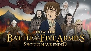 getlinkyoutube.com-How The Battle Of The Five Armies Should Have Ended (feat. Screen Junkies)