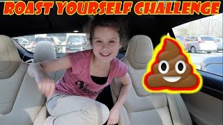 Roasting Yourself Challenge 💩 (WK 325.6) | Bratayley