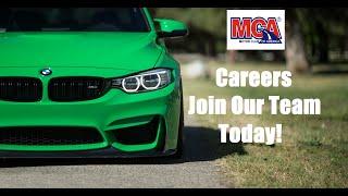 Motor Club Of America 2017 - Careers