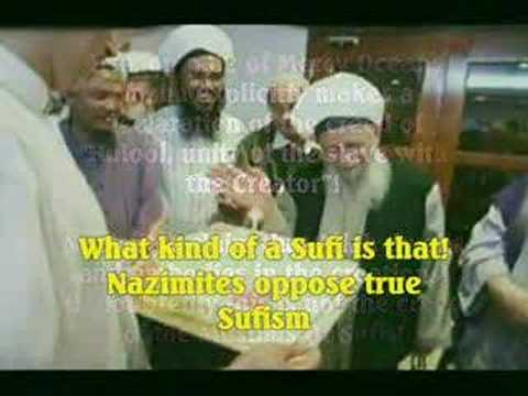 Videos Related To 'exposing Sheikh Nazim Al Qubrusi Haqani &