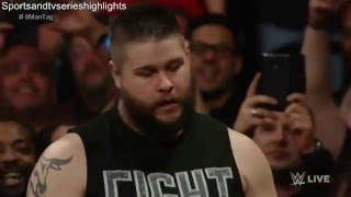 getlinkyoutube.com-My Kevin Owens Top 15 Pop Up Powerbombs (WWE/NXT Only) (Rookie Year In WWE)