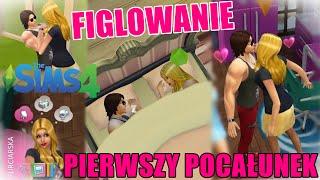 getlinkyoutube.com-#10 The Sims 4 - FIGLOWANIE i pierwszy pocałunek
